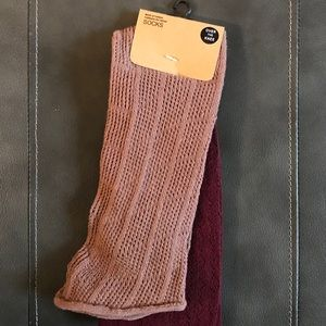 Urban Outfitters knee high socks - multicolor